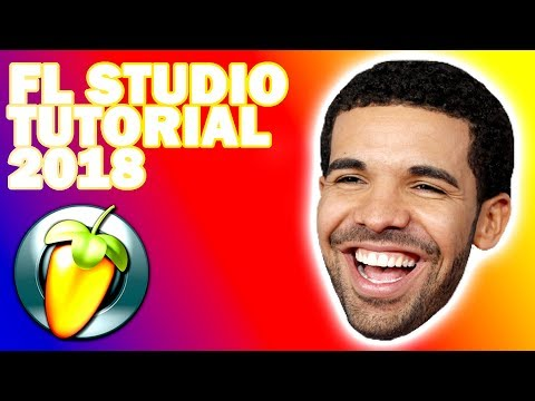 FL STUDIO TUTORIAL 2018 LIVE! HIP HOP/RAP/TRAP BEAT 2018