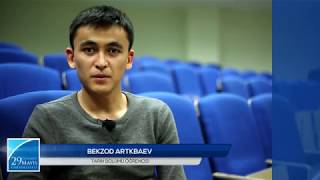Voleybol Takımı - Bekzod Artbaev