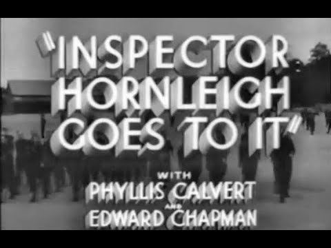 Comedy Detective Movie - Inspector Hornleigh Goes to It
