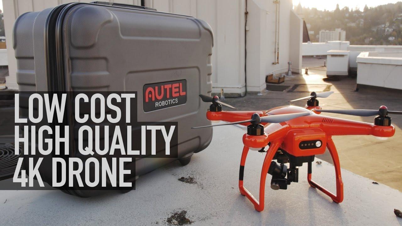 The Best Price Performance 4k Drone Autel X Star Premium Drone