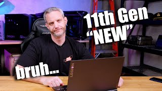 "Intel's ""New"" i9-11900k Details... Don't get too excited..."