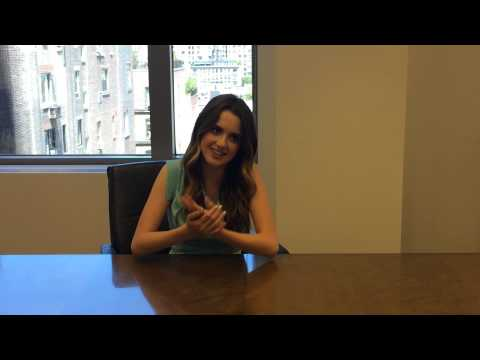 EXCLUSIVE: Laura Marano DOES AN IMPRESSION OF THE VAMPS