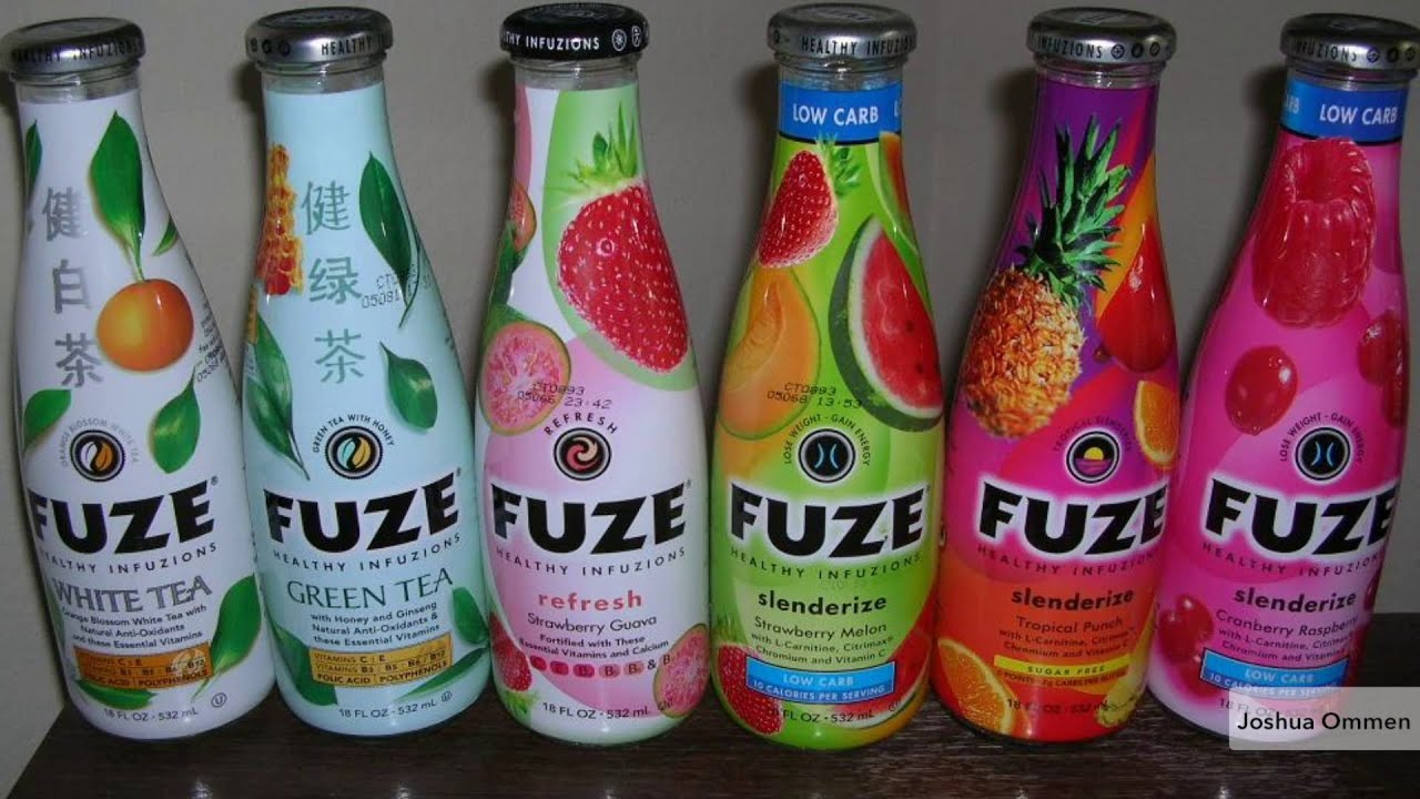 Fuze Tea Drink