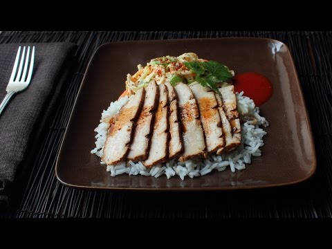Pan-Roasted 5-Spice Pork Loin - Easy 5-Spice Pork Recipe