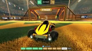 Rocket League: UO Vs. OSU Exhibition Match