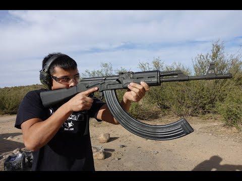 Worlds Longest AK47 Mag