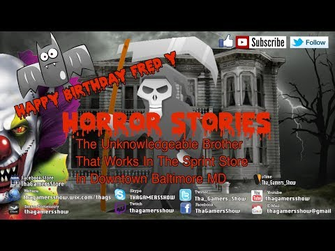 SE05EP15: Horror Stories: The Unknowledgeable Brother At The Sprint Store In Downtown Bmore