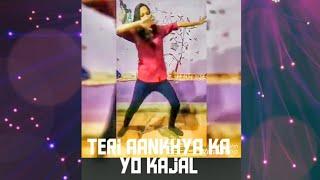 Teri aakhya ka yo kajal  miss Avni  dance choreography