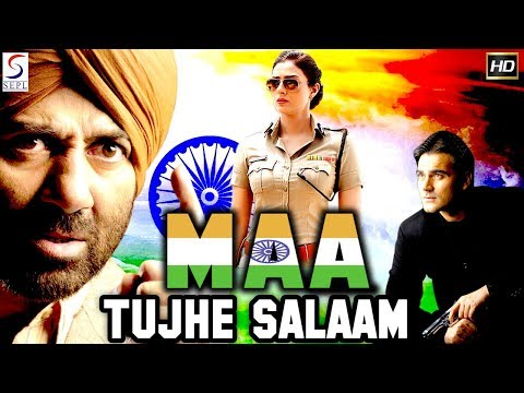 Maa Tujhe Salaam l (2018) Bollywood Hindi Full Movie HD l Sunny Deol, Tabu,Arbaaz Khan, Monal