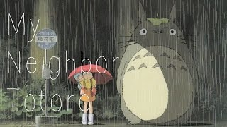 Totoro Theme Song - My Neighbor Totoro (Lyrics) (HD)
