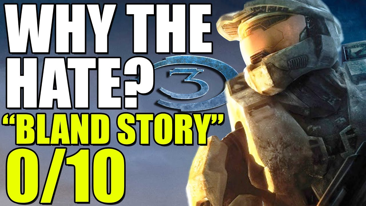 Why Some Halo Fans HATED Halo 3 Back in the Day