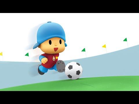 Pocoyo Euro 2016 - ¡Pocoyó con la Roja!
