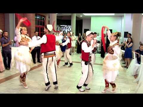 Dasma shqiptare - Valle popullore