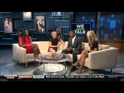 We Need to Talk (Andrea Kramer, Allie LaForce, Lisa Leslie, Rachel Nichols)