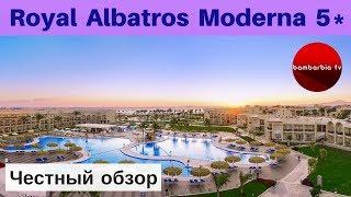 Честные обзоры отелей ЕГИПТА Royal Albatros Moderna 5 Шарм эль Шейх Набк