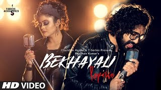 Presenting the video of the new acoustic song Bekhayali (Reprise) sung and composed by Sachet Tandon & Parampara Thakur. Enjoy and stay connected with ...
