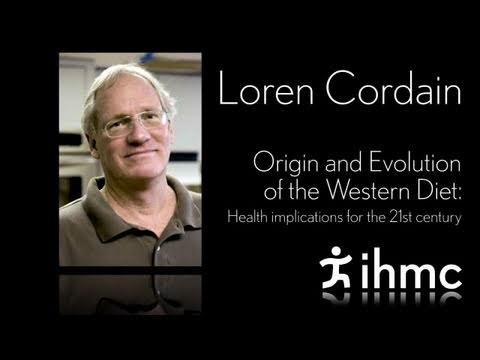 Loren Cordain - Origins and Evolution of the Western Diet: Health Implications for the 21st Century.
