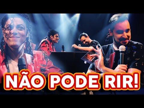 NÃO PODE RIR! UTC no Teatro - com Rodrigo Teaser