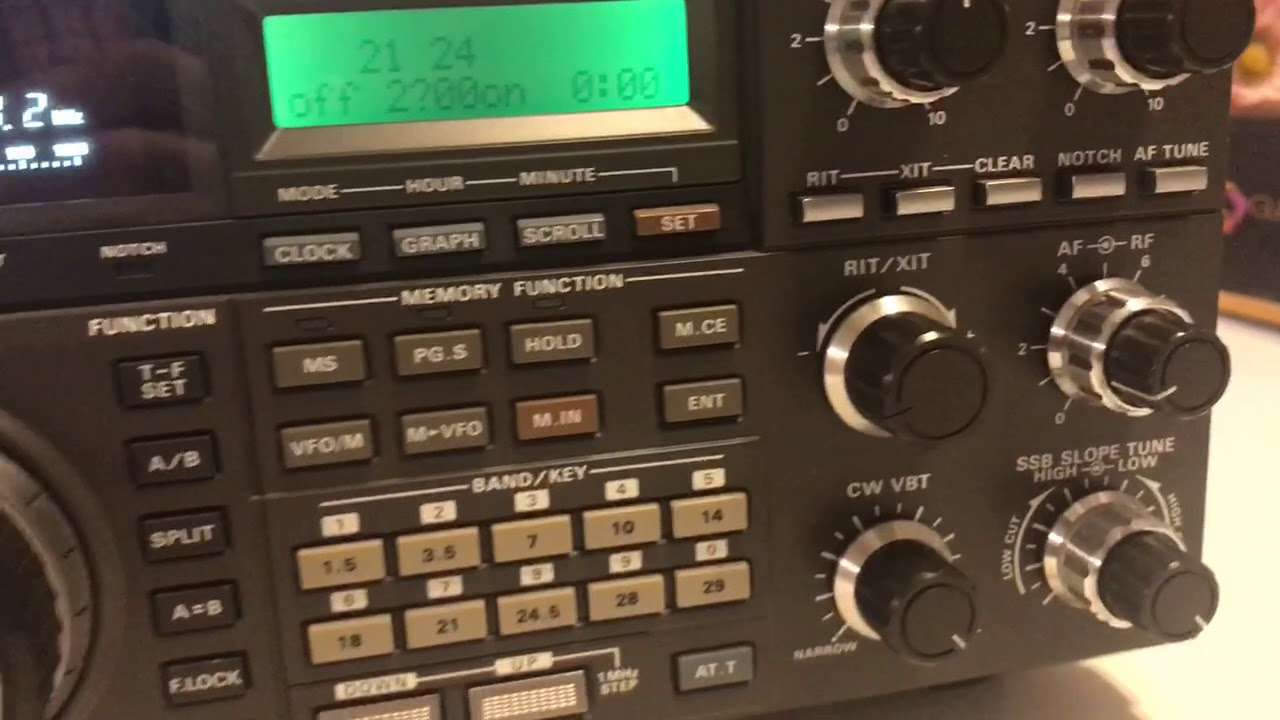 Repeat My New Kenwood TS-940S by sicnarwa4zyn - You2Repeat