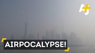 Airpocalypse Sets Off Orange Alert In China