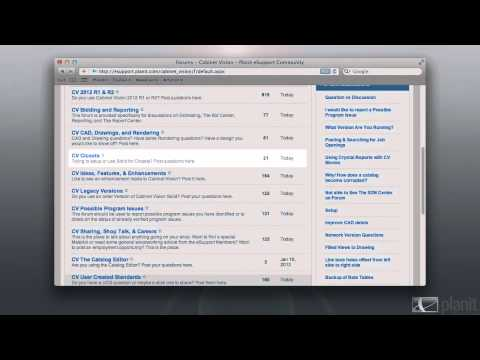 Planit eSupport Monitored User Forums