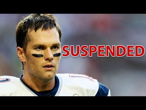 Tom Brady Suspended for #DeflateGate - Ants Rants