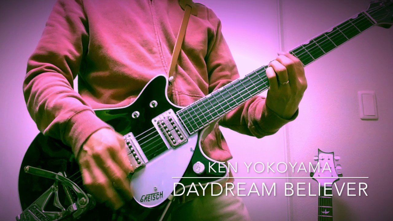 how to play daydream believer on guitar
