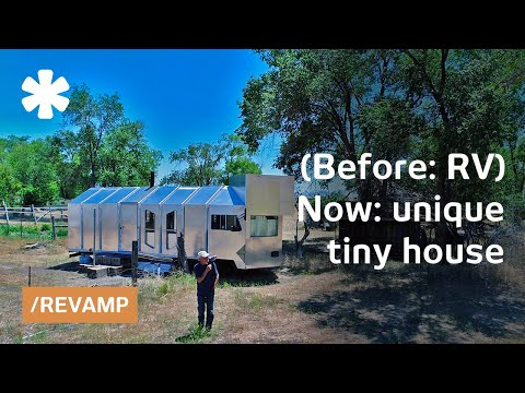 Vocational builder designs futuristic RV after property loss