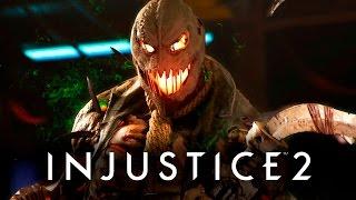 Injustice 2 - БРЕЙН И ДАША ДЕРУТСЯ НА PS4!