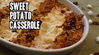 Thanksgiving Sweet Potato Casserole