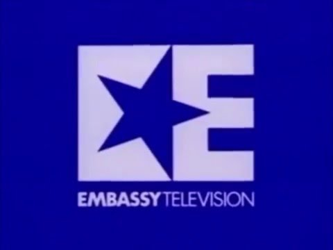 Embassy Television Logo (1988) (Columbia Pictures Television Music Plaster)