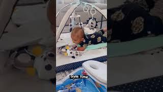 Prince Milan crawling part 1
