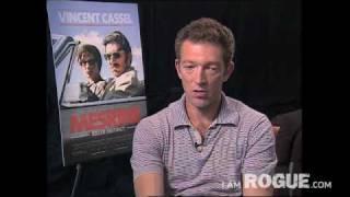 Vincent Cassel talks 'Mesrine' and 'Black Swan'