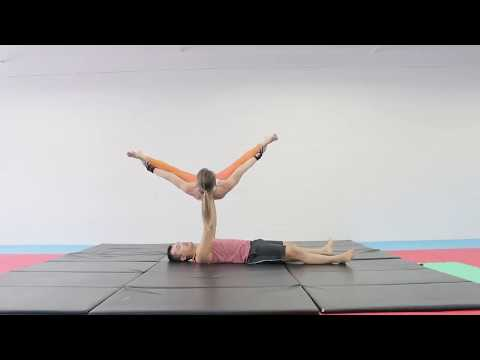 Acroyoga Sushi Buffet Sequence Tutorial