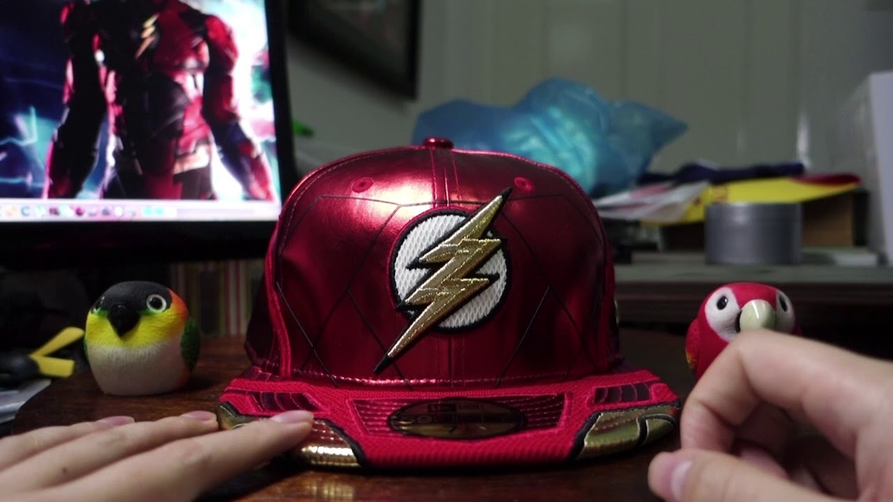 89fd31e1ad849 The Arexster Cap Review Flash Justice League Armour New Era 59fifty Cap