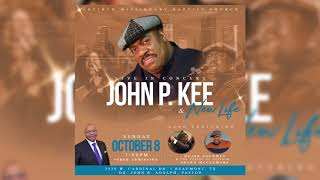 John P. Kee is Coming to Beaumont!