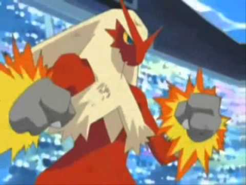 how to get blaziken in pokemon y