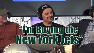 Gary Vaynerchuk Is Going To Buy The New York Jets