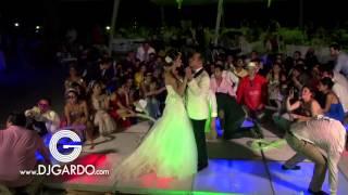 DJ GARDO (Boda Patty + Juan) HARLEM SHAKE (part 1) Campeche Mexico Wedding Sweet Fifteen