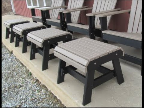 Poly Patio Furniture