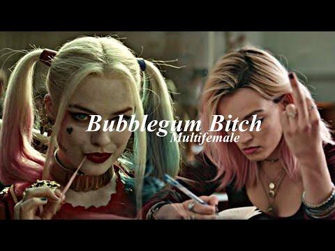Multifemale || Bubblegum Bitch