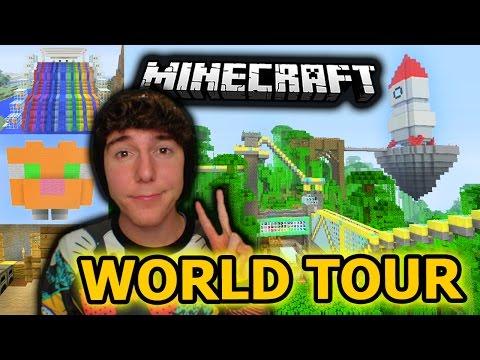 AMAZING MINECRAFT WORLD TOUR - [109]