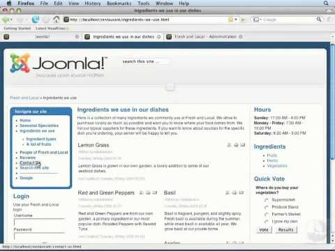 Joomla คือโปรแกรมแบบไหน .flv