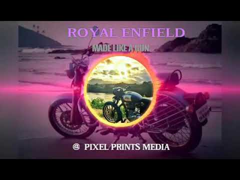 Whatsapp Status Video Feel The Sound Royal Enfield