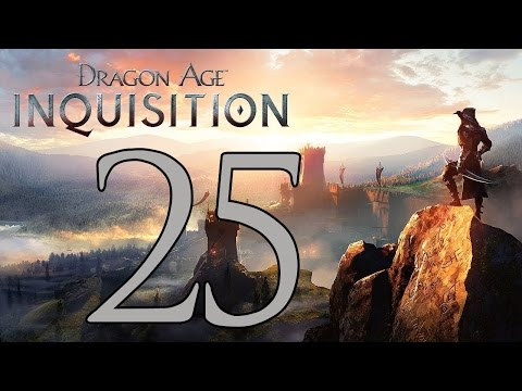Dragon Age: Inquisition - Gameplay Walkthrough Part 25: Deep Trouble