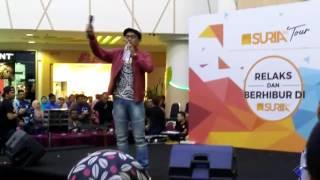 Suria fm Tour (AEON Bukit Raja) Ezad Lazim - Demi Cinta