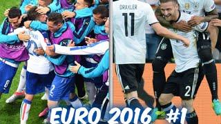 EURO 2016: LE PIU