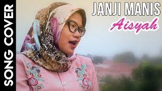 Lagu Malaysia Janji Manismu Cover | Aisyah