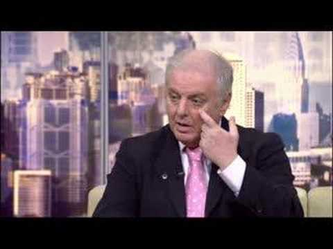 Frost over the World - Daniel Barenboim - 08 Feb 08 - Pt 3