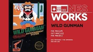 Wild Gunman retrospective: One heck of a baby's toy | NES Works #004